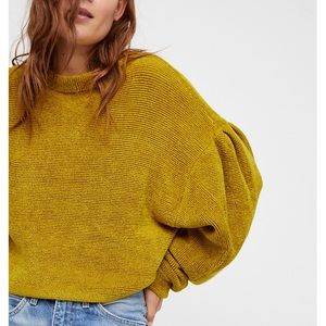 Free People Cath me outside sweater
